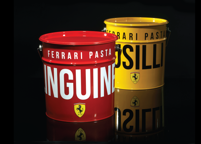 luxury brands made food items
