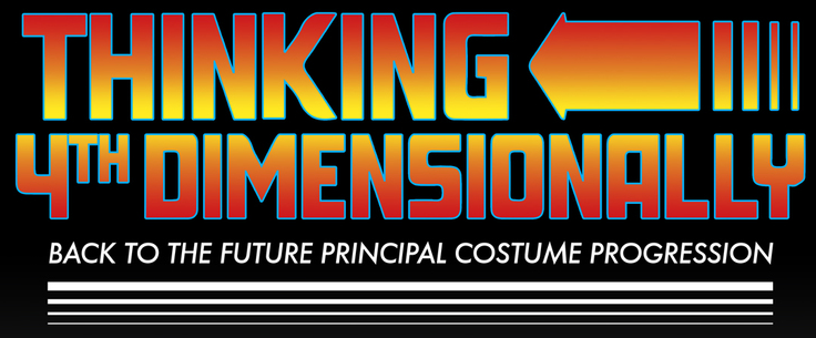 Back to the Future costumes for Halloween