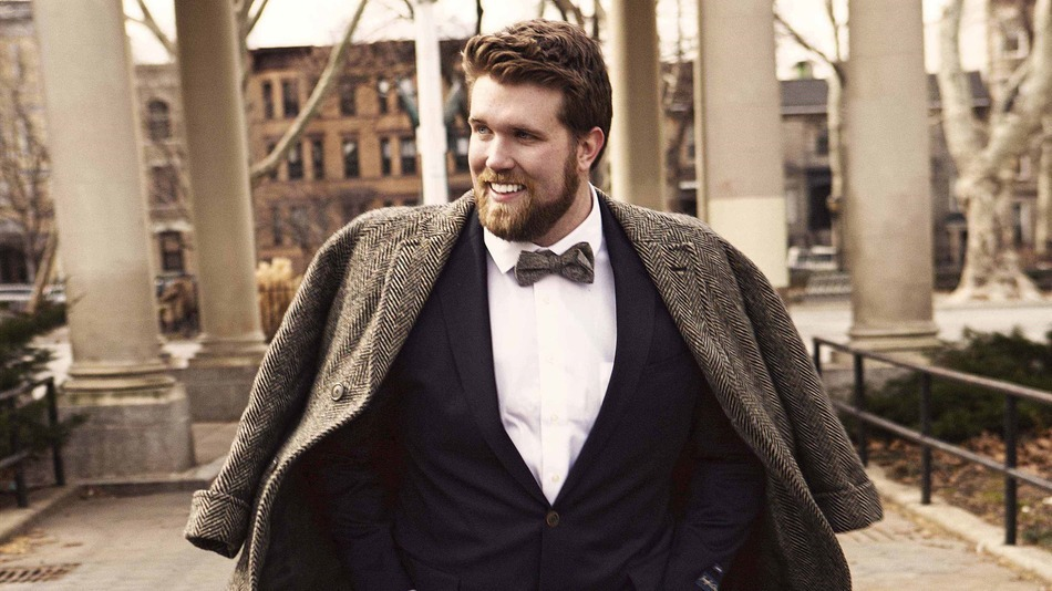 first plus-size male model