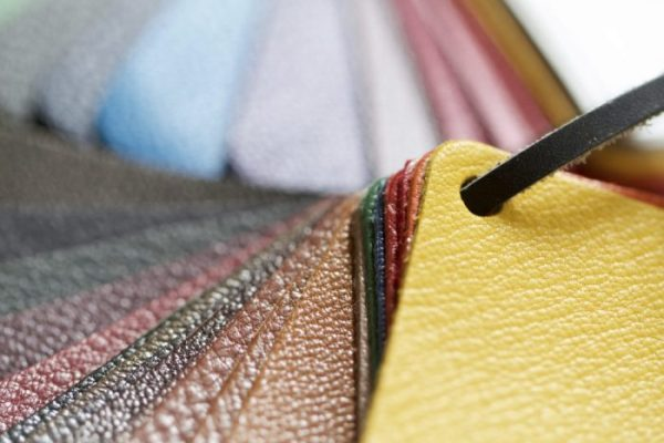 lab-grown leather