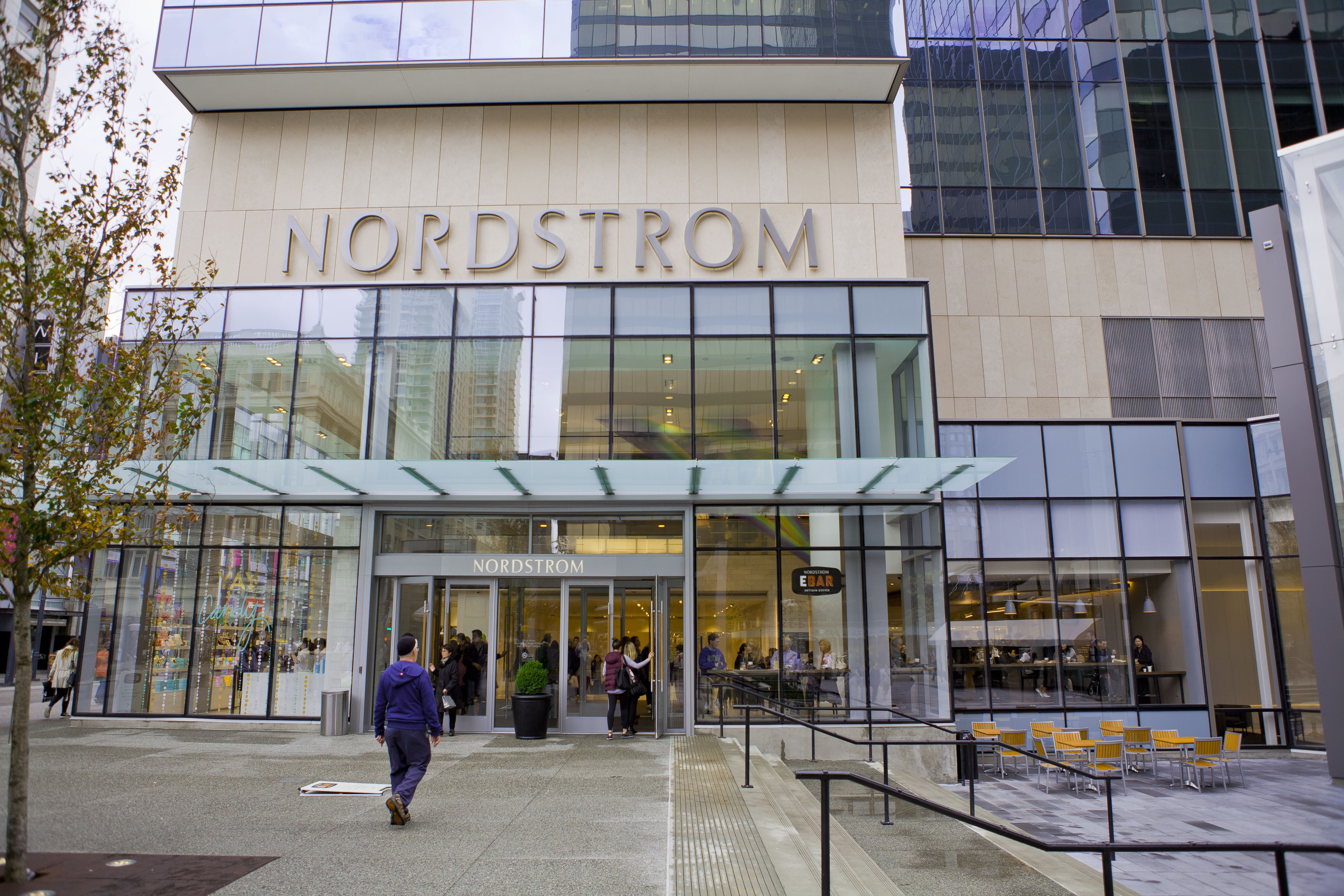 nordstrom local launch
