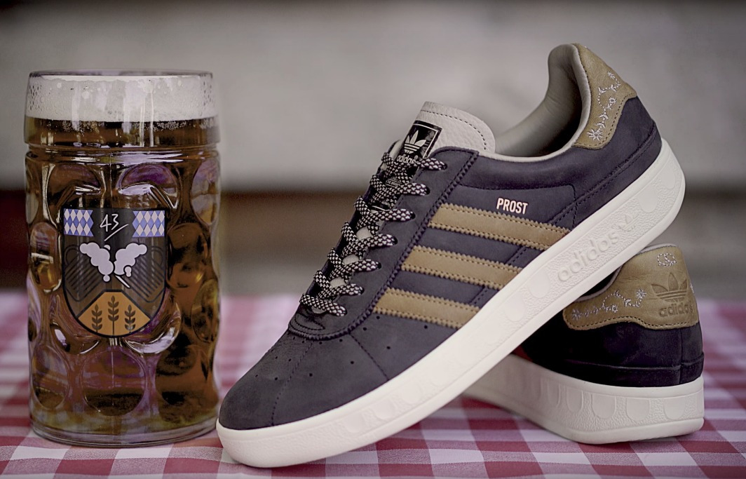 adidas originals munchen oktoberfest made in germany sneaker is beer and vomit proof geek. Black Bedroom Furniture Sets. Home Design Ideas