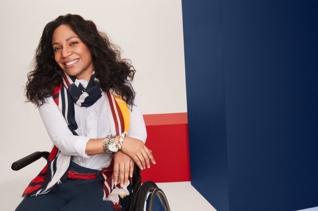 Hilfiger collection for disabled adults