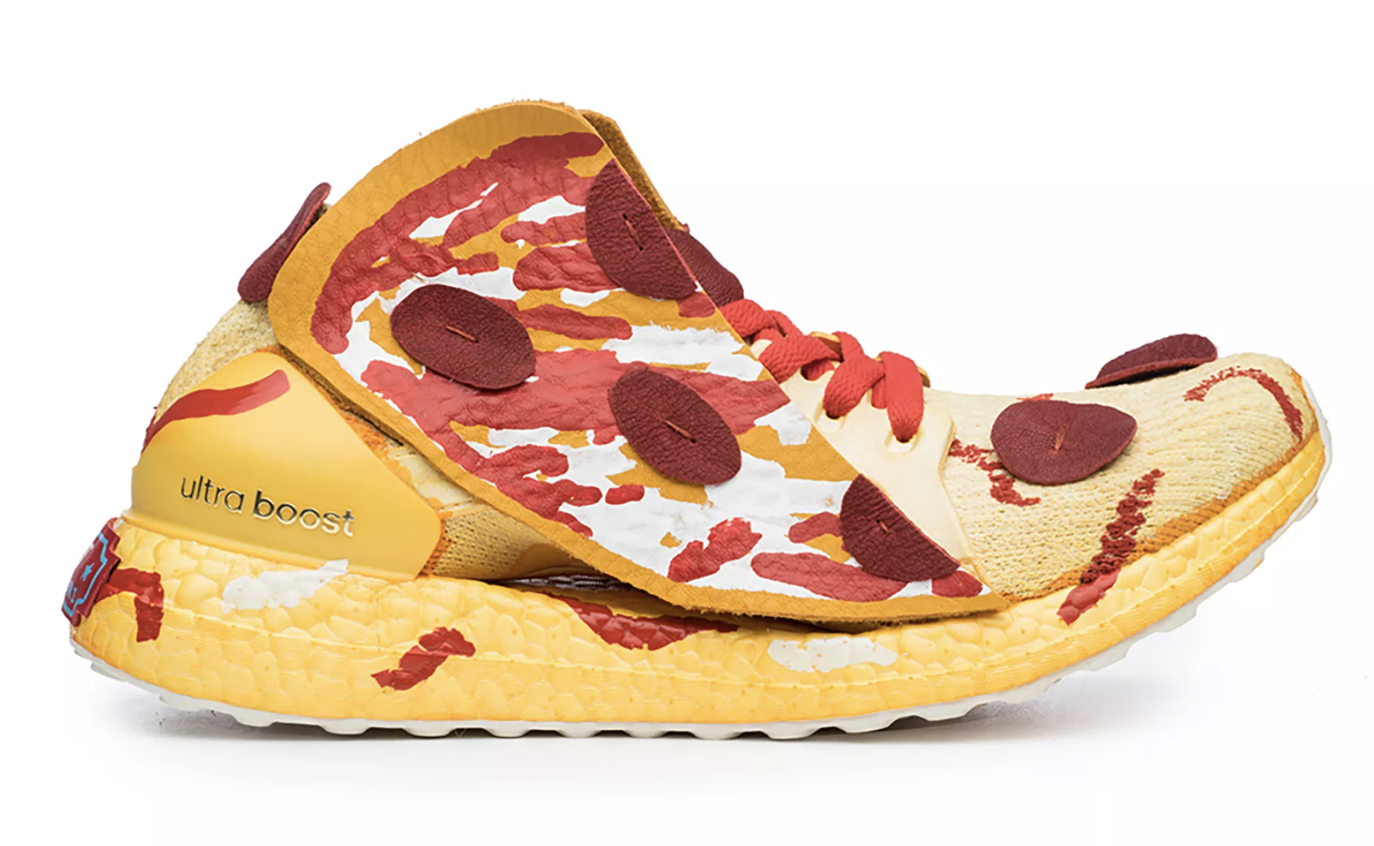 Adidas pizza shoes