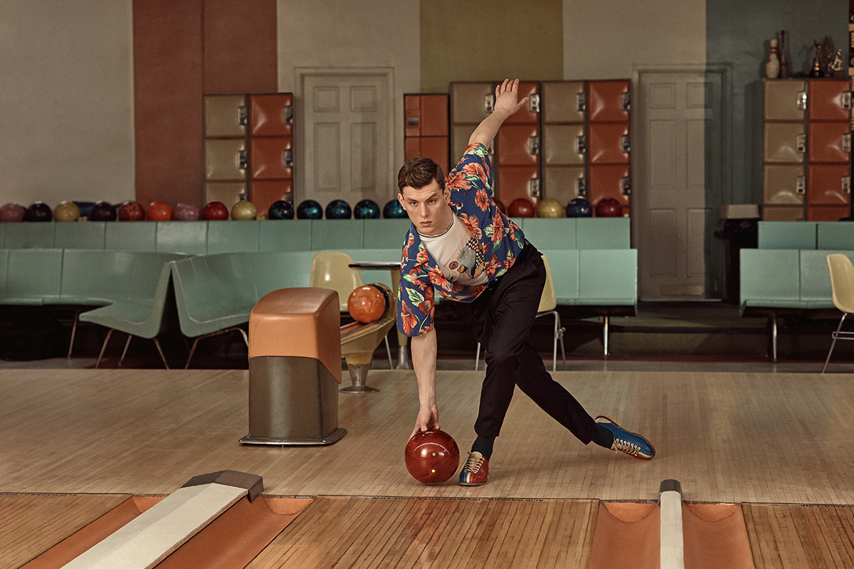 Mr porter x prada collection now available a geek and a for Mister porter